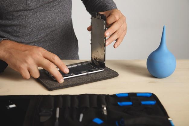 Ask Computer's iPhone Repair Service